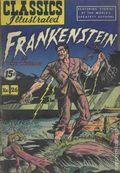 Classics Illustrated 026 Frankenstein 6B