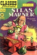 Classics Illustrated 055 Silas Marner (1949) 3