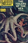 Classics Illustrated 056 The Toilers of the Sea (1949) 4