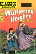 Classics Illustrated 059 Wuthering Heights (1949) 1