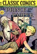 Classics Illustrated 029 The Prince and the Pauper (1946) 1