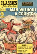 Classics Illustrated 063 The Man Without a Country (1949) 1