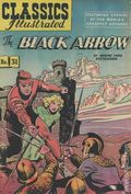 Classics Illustrated 031 The Black Arrow (1946) 2