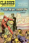 Classics Illustrated 031 The Black Arrow (1946) 3