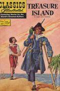 Classics Illustrated 064 Treasure Island (1949) 6