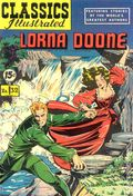 Classics Illustrated 032 Lorna Doone (1946) 3