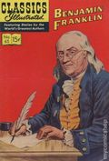 Classics Illustrated 065 Benjamin Franklin (1949) 2