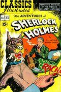 Classics Illustrated 033 Adventures of Sherlock Holmes (1947) 4B