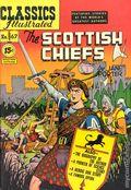 Classics Illustrated 067 The Scottish Chiefs (1950) 2