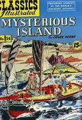 Classics Illustrated 034 Mysterious Island (1947) 7
