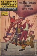 Classics Illustrated 034 Mysterious Island (1947) 10