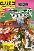 Classics Illustrated 069 Around the World in 80 Days (1950) 3