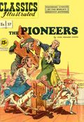 Classics Illustrated 037 The Pioneers (1947) 4