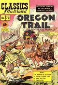 Classics Illustrated 072 The Oregon Trail (1950) 2