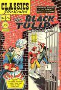 Classics Illustrated 073 The Black Tulip (1950) 1