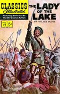 Classics Illustrated 075 The Lady of the Lake (1950) 7