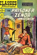 Classics Illustrated 076 The Prisoner of Zenda (1950) 1