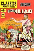 Classics Illustrated 077 The Iliad (1950) 2