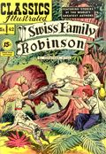 Classics Illustrated 042 Swiss Family Robinson 5