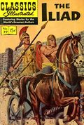Classics Illustrated 077 The Iliad (1950) 8