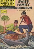 Classics Illustrated 042 Swiss Family Robinson 8