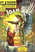 Classics Illustrated 078 Joan of Arc (1950) 1