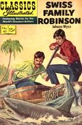 Classics Illustrated 042 Swiss Family Robinson 12