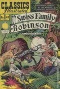 Classics Illustrated 042 Swiss Family Robinson 2B