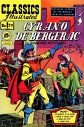Classics Illustrated 079 Cyrano de Bergerac (1951) 3