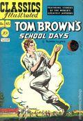 Classics Illustrated 045 Tom Brown's School Days (1948) 1