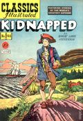 Classics Illustrated 046 Kidnapped 1