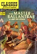 Classics Illustrated 082 The Master of Ballantrae (1951) 1