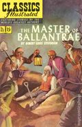 Classics Illustrated 082 The Master of Ballantrae (1951) 2