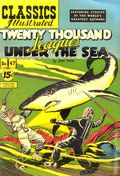 Classics Illustrated 047 20,000 Leagues Under the Sea (1948) 4