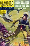 Classics Illustrated 047 20,000 Leagues Under the Sea (1948) 12