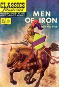Classics Illustrated 088 Men of Iron (1951) 1
