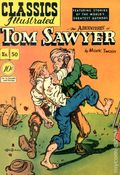 Classics Illustrated 050 Adventures of Tom Sawyer 1A