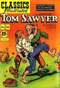 Classics Illustrated 050 Adventures of Tom Sawyer 4