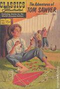 Classics Illustrated 050 Adventures of Tom Sawyer 7
