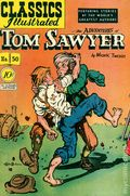 Classics Illustrated 050 Adventures of Tom Sawyer 1B