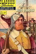 Classics Illustrated 092 The Courtship of Miles Standish 1