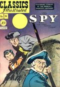 Classics Illustrated 051 The Spy (1948) 1A