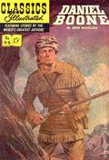 Classics Illustrated 096 Daniel Boone (1952) 6