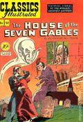 Classics Illustrated 052 The House of Seven Gables (1948) 1