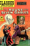 Classics Illustrated 052 The House of Seven Gables (1948) 2