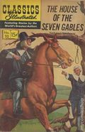 Classics Illustrated 052 The House of Seven Gables (1948) 8