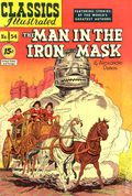 Classics Illustrated 054 Man in the Iron Mask (1948) 2
