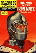 Classics Illustrated 054 Man in the Iron Mask (1948) 5
