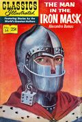 Classics Illustrated 054 Man in the Iron Mask (1948) 9A
