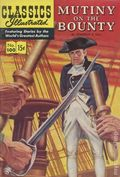 Classics Illustrated 100 Mutiny on the Bounty (1952) 2